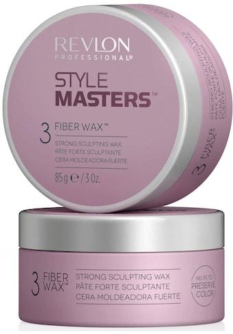 REVLON PROFESSIONAL Haarwachs »Style Masters Fiber Wax Strong Sculpting Wax«,... kaufen