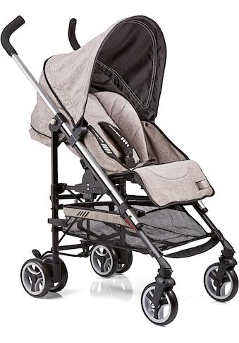 Gesslein Kinder-Buggy »S5 Reverse 2+4, Camel Meliert«, mit schwenkbaren Vorderrädern;... kaufen