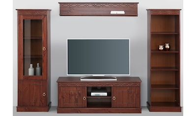 Home affaire Wohnwand »Indra«, (Set, 4 tlg.) kaufen