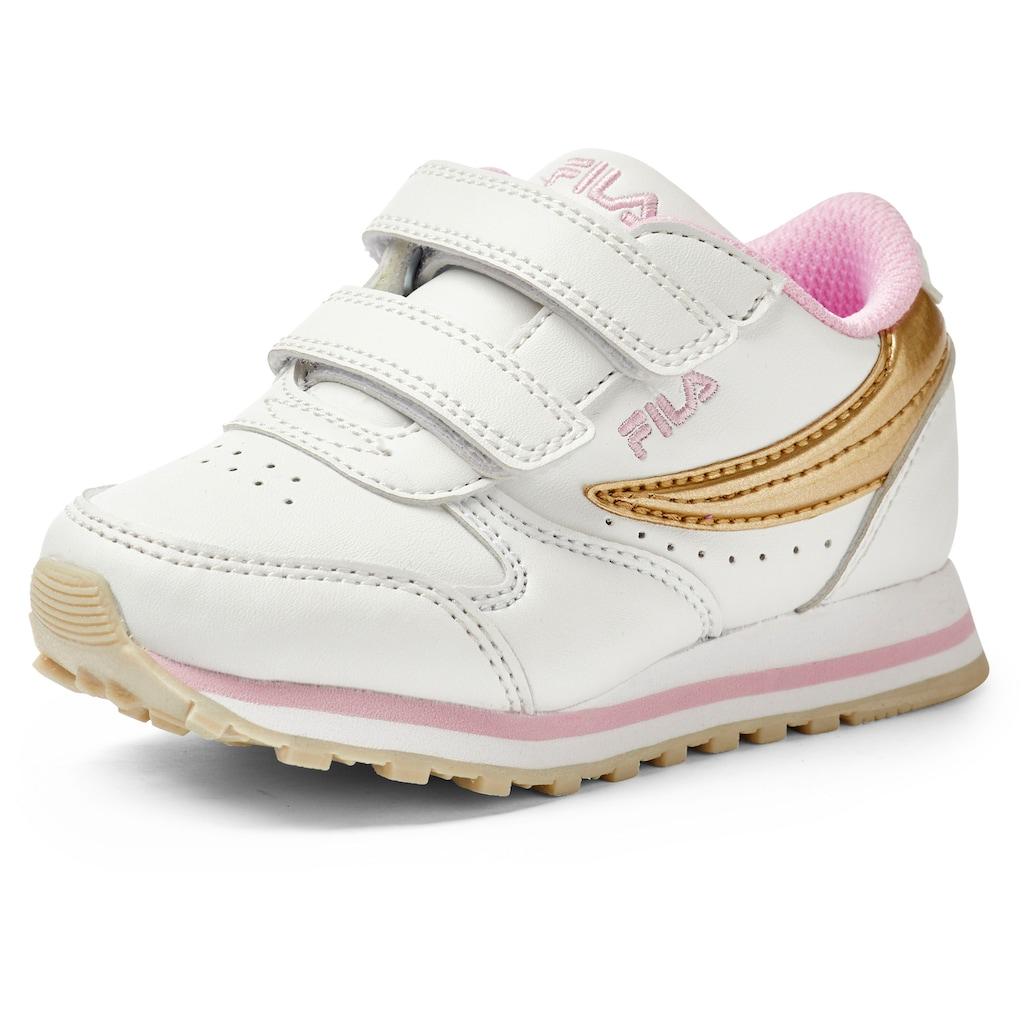 Fila Sneaker »Orbit Velcro Infants«
