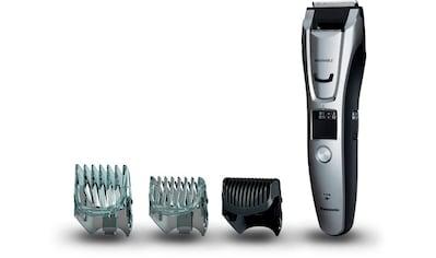 Panasonic Multifunktionstrimmer »ER-GB80-H503«, 3 Aufsätze, 3-in-1 Trimmer für Bart, Haare & Körper inkl. Detailtrimmer kaufen