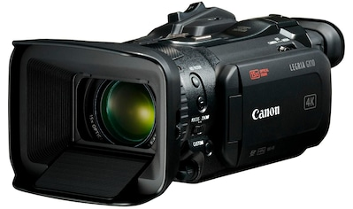 Canon Camcorder »Legria GX-10«, 4K Ultra HD, WLAN (Wi-Fi), 15x opt. Zoom kaufen