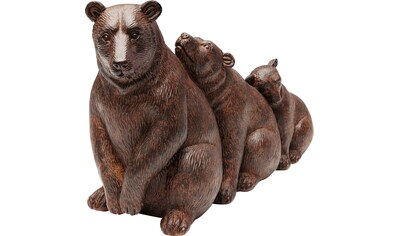 KARE Dekoobjekt »Relaxed Bear Family« kaufen