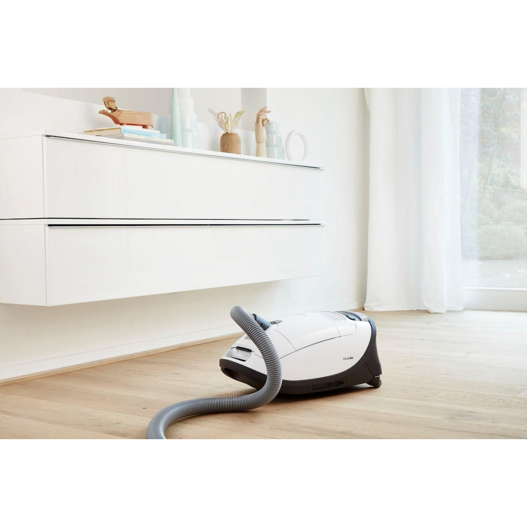 Miele Bodenstaubsauger »Complete C3 Silence EcoLine«, 550 W, mit Beutel