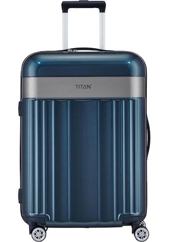TITAN® Hartschalen-Trolley »Spotlight Flash, North Sea, 67 cm«, 4 Rollen kaufen