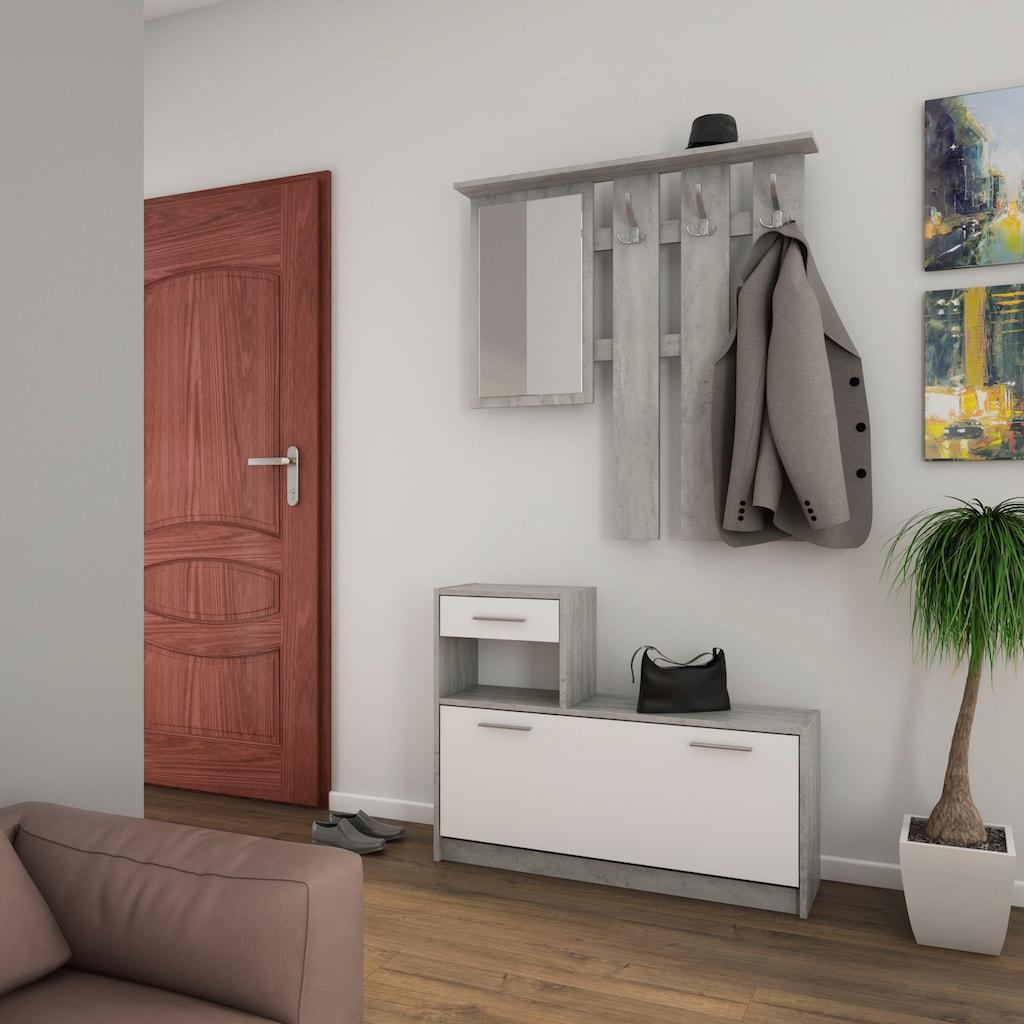 Homexperts Garderoben-Set »Tamme« (3-tlg)