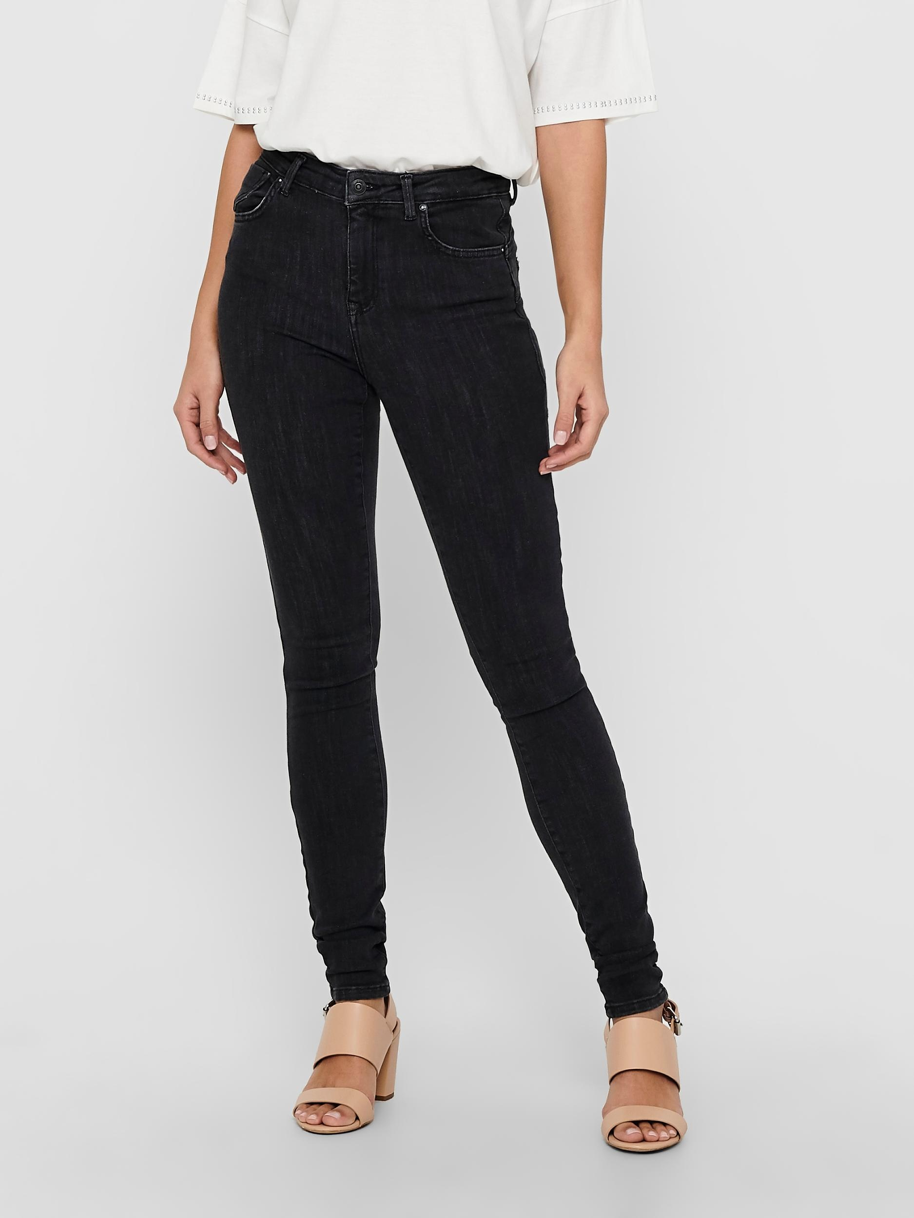 only -  Skinny-fit-Jeans ONLPOWER LIFE MID PUSHUP