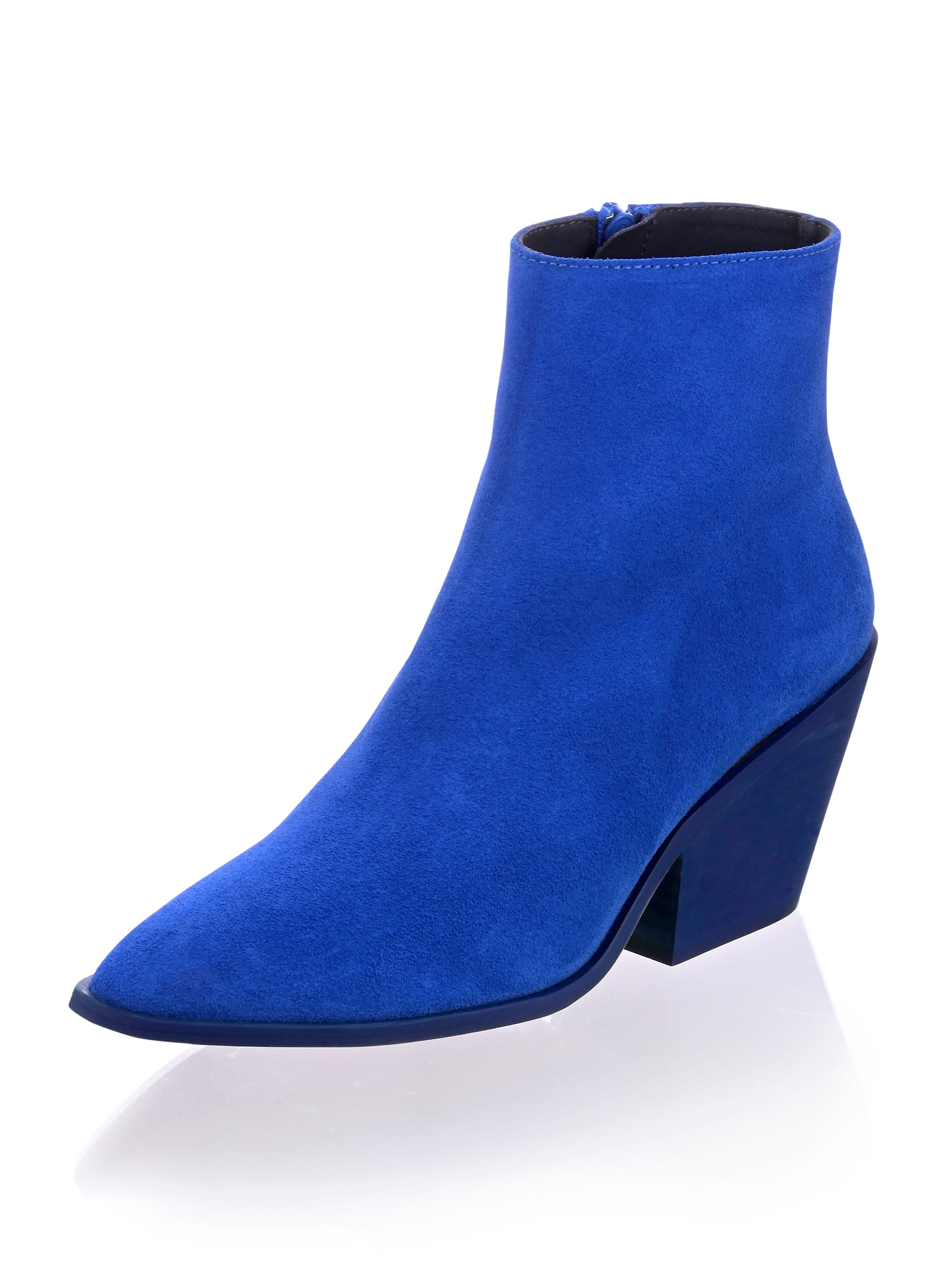alba moda -  Stiefelette, in Cowboy-Form