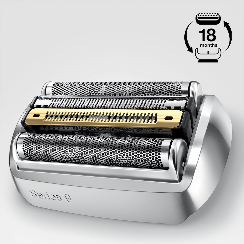 Braun Ersatzscherteil »Series 9 92S«, kompatibel mit Series 9 Rasierern
