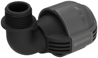 """GARDENA Winkelstück »Sprinklersystem, 02781-20«, 25 mm x 3/4""""-Außengewinde kaufen"""