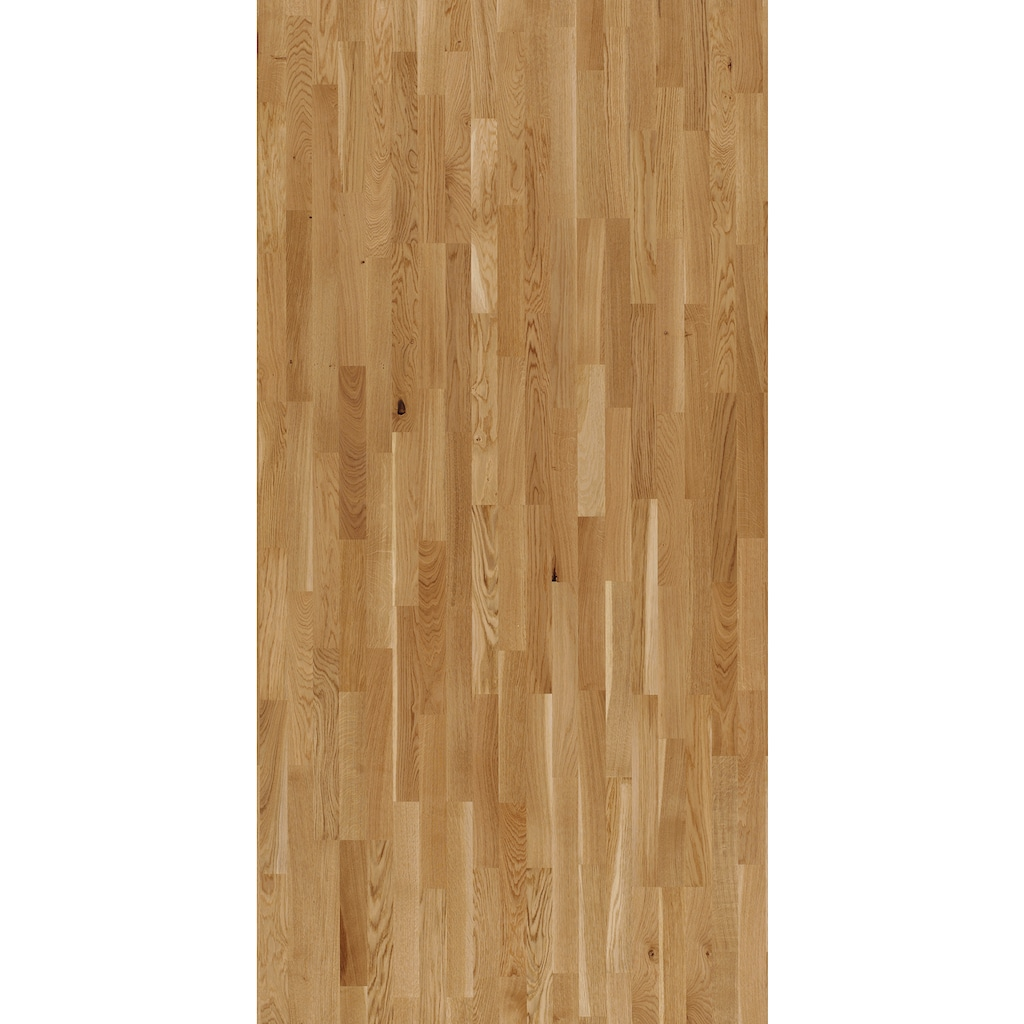 PARADOR Parkett »Basic Rustikal - Eiche, lackiert«, ohne Fuge, 2200 x 185 mm, Stärke: 11,5 mm, 4,07 m²
