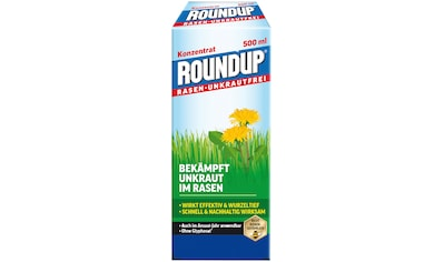 ROUNDUP Unkrautvernichter »Rasen - Unkrautfrei Konzentrat«, 500 ml kaufen