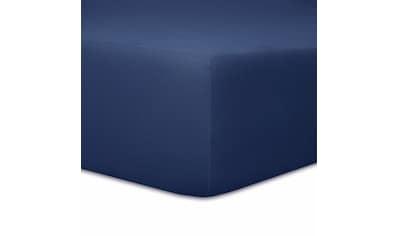 TRAUMSCHLAF Spannbettlaken »Exclusive«, auch für extra hohe Matratzen kaufen