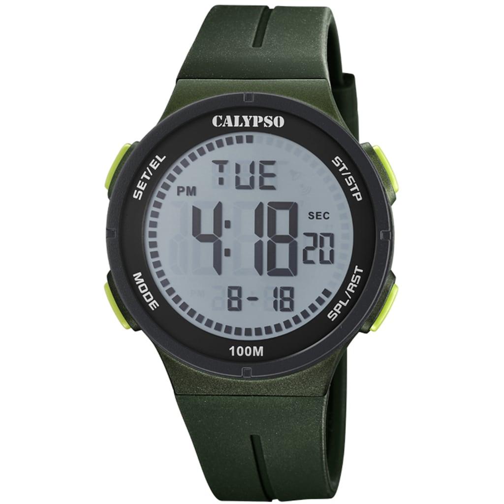 CALYPSO WATCHES Chronograph »Color Splash, K5803/2«