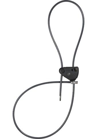 ABUS Multifunktionsschloss »210/185 black« kaufen