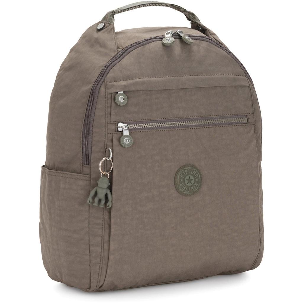KIPLING Laptoprucksack »Micah, Seagrass«