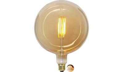 Home affaire LED-Filament »Industrial Vintage«, E27, dimmbar, Maße: 20x26 cm kaufen