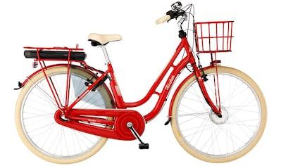 FISCHER Fahrräder E - Bike »RETRO 2.0«, 3 Gang Shimano Nexus Schaltwerk, Nabenschaltung, Frontmotor 250 W kaufen