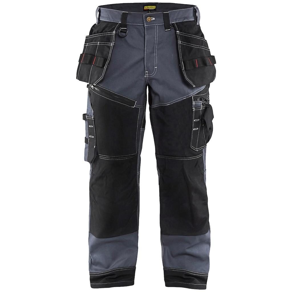 BLÅKLADER Arbeitsbundhose »X1500«, mit CORDURA®-Verstärkung an diversen Taschen