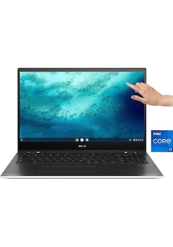 "Asus Notebook »CX5500FEA-E60012«, (39,62 cm/15,6 "" Intel Core i7 UHD Graphics\r\n 512... kaufen"