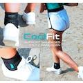 CoolFit by prorelax Fußbandage »Cool-Fit Knöchel-Bandage«