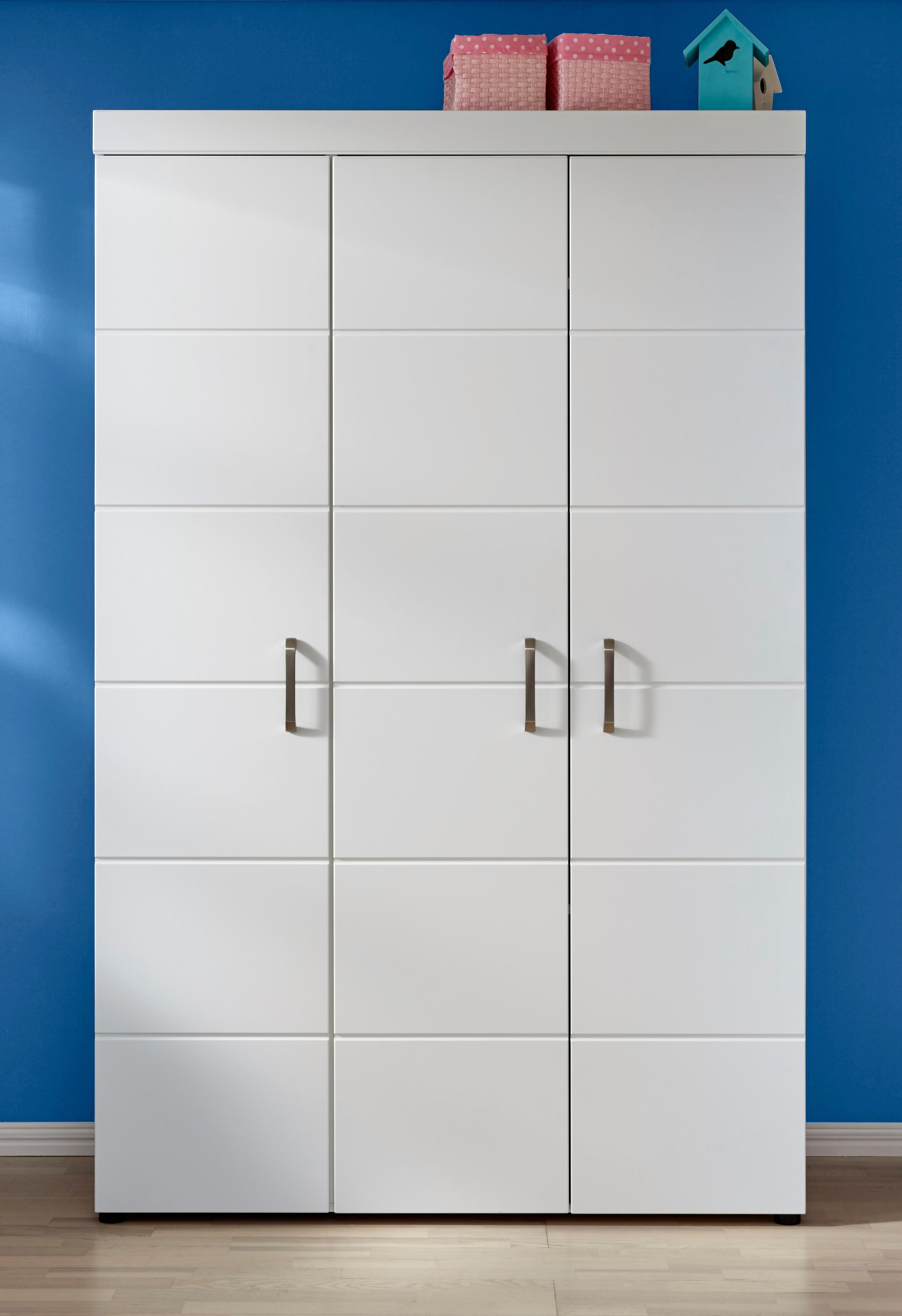 Kleiderschrank »Dresden« in weiß matt