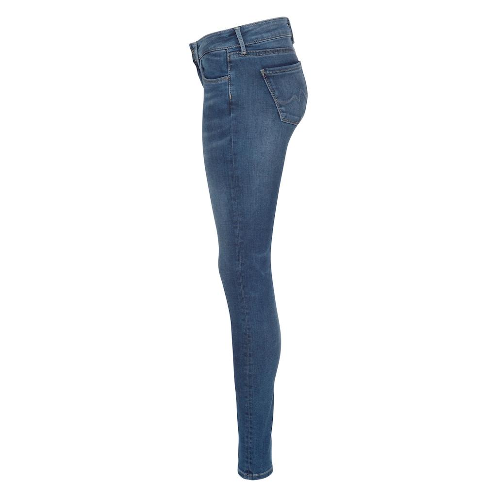 Pepe Jeans Skinny-fit-Jeans »SOHO«, mit 1-Knopf Bund