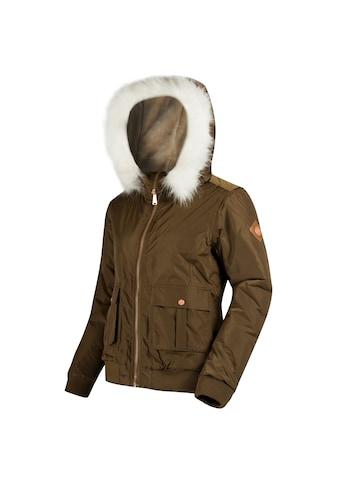 Regatta Bomberjacke »Damen Berdine Bomber Jacke« kaufen