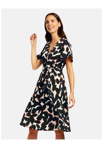 Taifun Wickelkleid »Shirtkleid mit Wickel - Effekt« kaufen