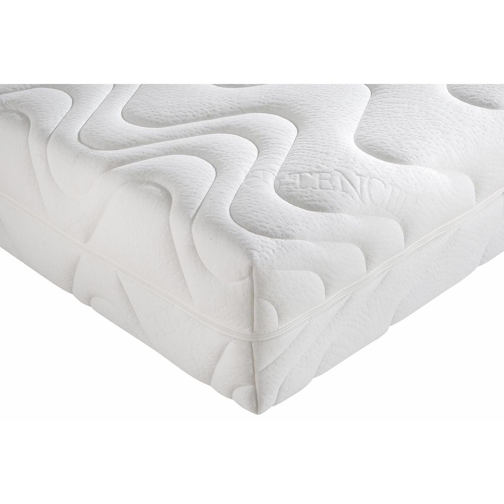 BeCo EXCLUSIV Gelschaummatratze »Pro Gel Luxus«, 26 cm cm hoch, (1 St.), Wendematratze mit zwei unterschiedlich festen Liegeseiten