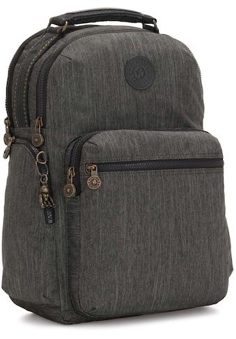 KIPLING Laptoprucksack »Osho, Black Indigo« kaufen