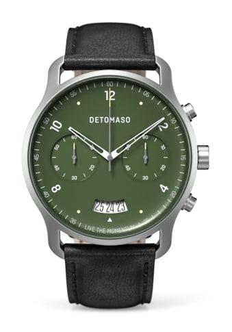 DETOMASO Chronograph »SORPASSO QUARZUHR GREEN« kaufen
