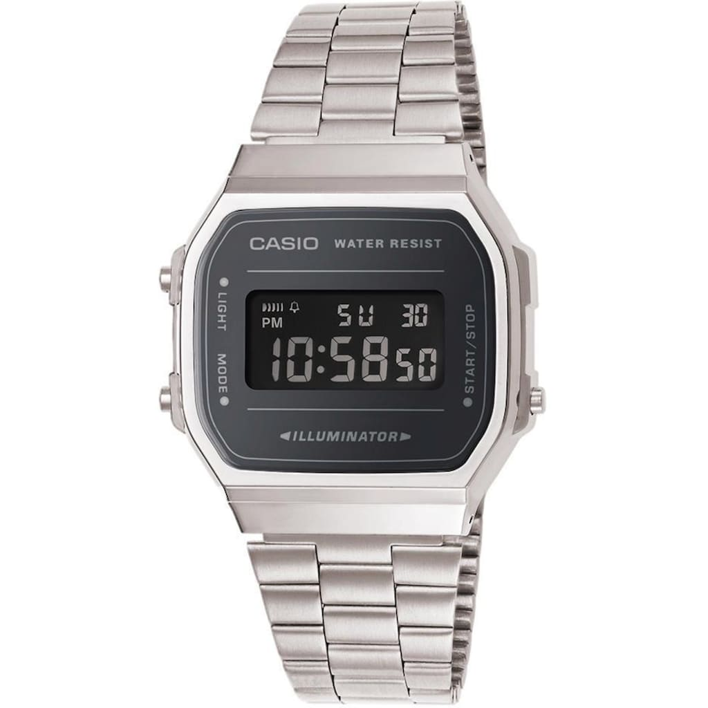 CASIO VINTAGE Chronograph »A168WEM-1EF«