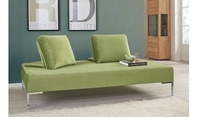 reposa Daybett »ELBA«, designed by Emell Gök Che, inklusive flexibel einsetzbare Kissenstützen kaufen