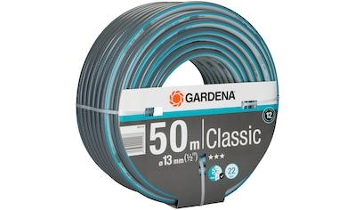 """GARDENA Gartenschlauch »Classic, 18010 - 20«, 13 mm (1/2""""), 50 Meter kaufen"""