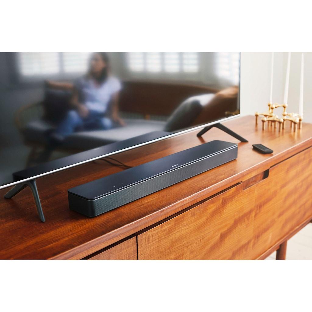 Bose Soundbar »Smart Soundbar 300«, Multiroom, Alexa, Google Assistant, AirPlay2