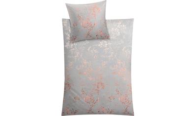 Kleine Wolke Bettwäsche »Kate«, mit feinen Gräsern kaufen