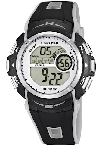 CALYPSO WATCHES Chronograph »Digital For Man, K5610/8« kaufen