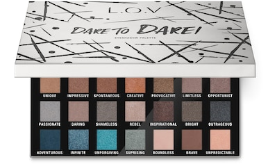 L.O.V Lidschatten-Palette »DARE TO DARE!« kaufen
