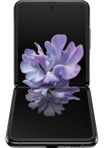 """Samsung Smartphone »Galaxy Z Flip«, (17,03 cm/6,7 """", 256 GB Speicherplatz, 12 MP Kamera) kaufen"""