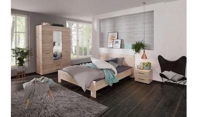 Holzzone Jugendzimmer-Set »Soho«, (3 St.) kaufen