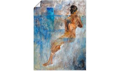 Artland Wandbild »Nackt Barbara« kaufen