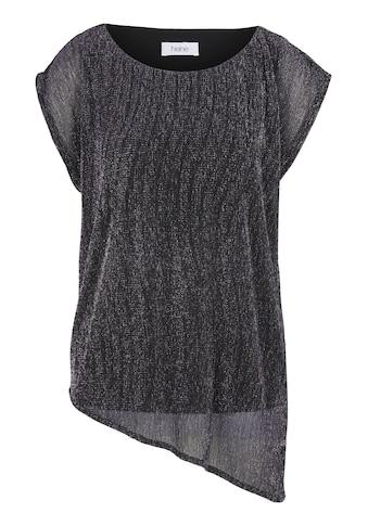 Shirt asymmetrischer Saum kaufen
