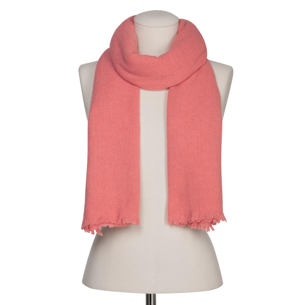 Codello XL-Strickschal aus warmer Wolle