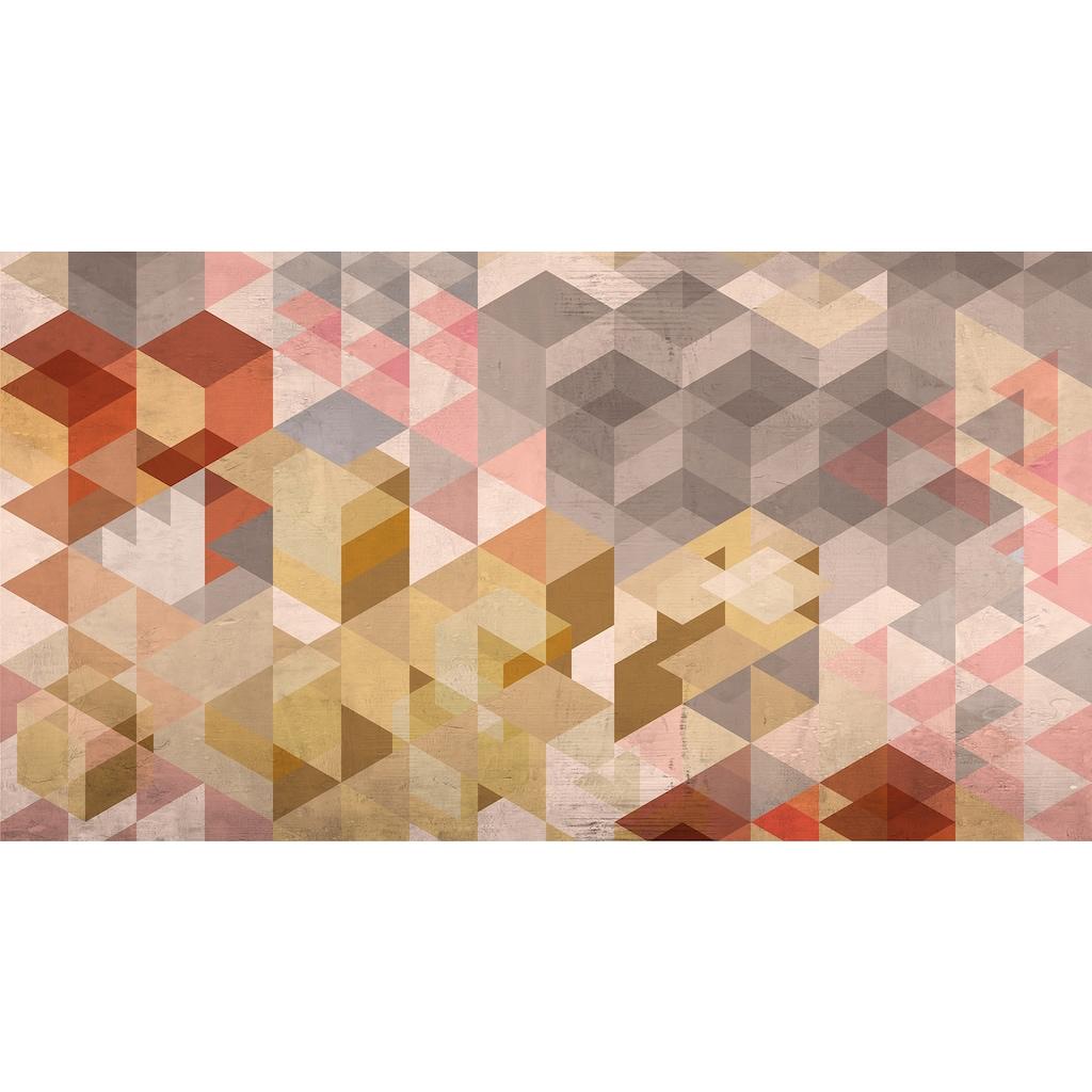 Architects Paper Fototapete »Atelier 47 Vintage Diamond 1«, 3D-Optik