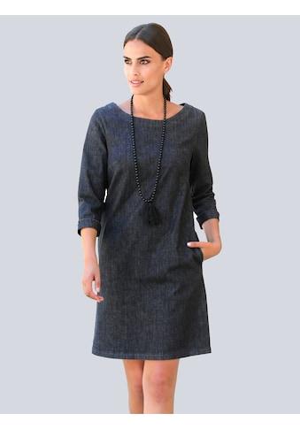 Alba Moda Jeanskleid, in modischer Hängerform kaufen
