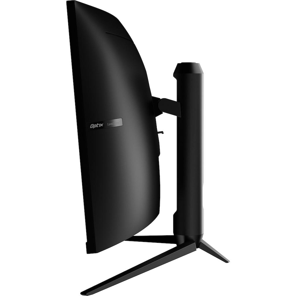 """MSI Curved-Gaming-Monitor »Optix MAG342CQRV«, 86 cm/34 """", 3440 x 1440 px, UWQHD, 1 ms Reaktionszeit, 100 Hz, 3 Jahre Herstellergarantie"""
