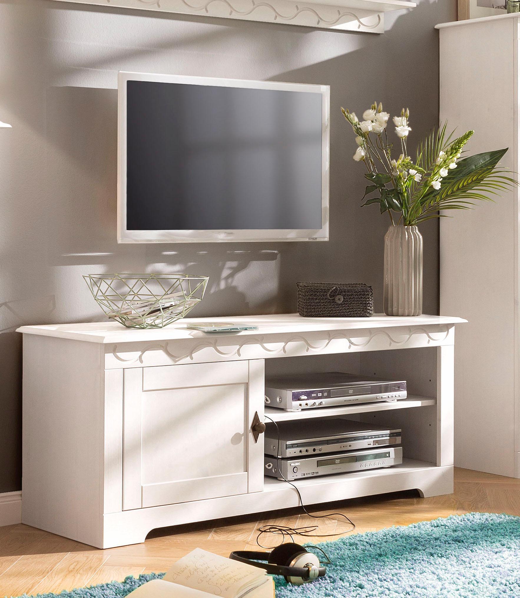 Home affaire TV-Lowboard Laura Breite 125 cm