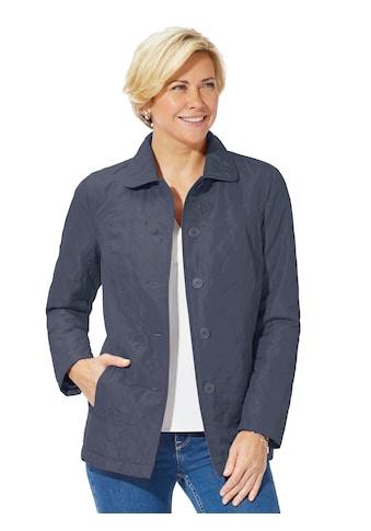 Classic Basics Jacke mit Passform - Nähte vorne und hinten kaufen