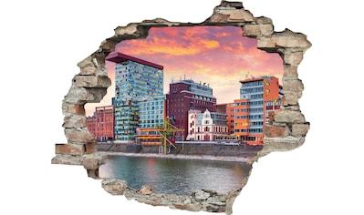 queence Wandtattoo »Düsseldorf« kaufen